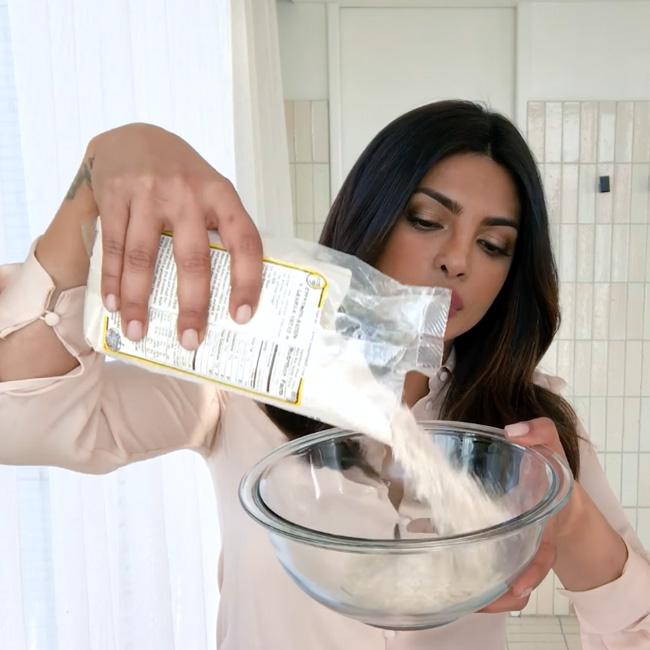 Priyanka chopra's secret face mask