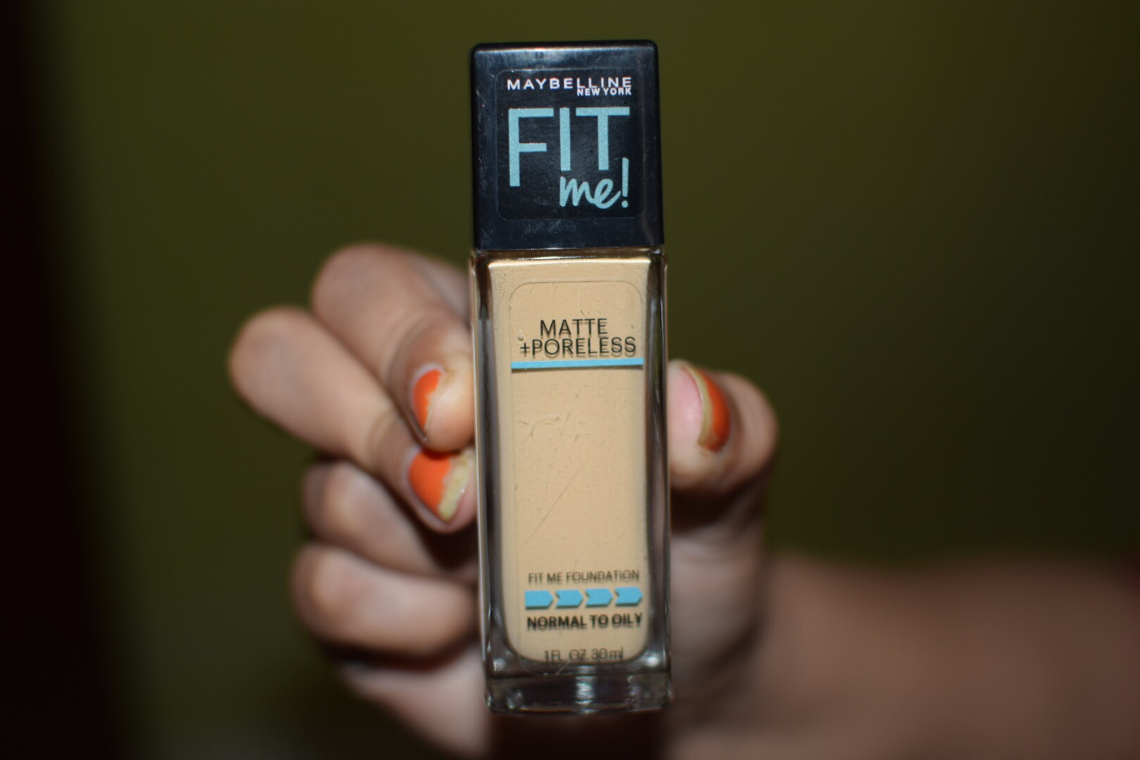Maybelline Fit Me Matte + Poreless Foundation & Concealer Review