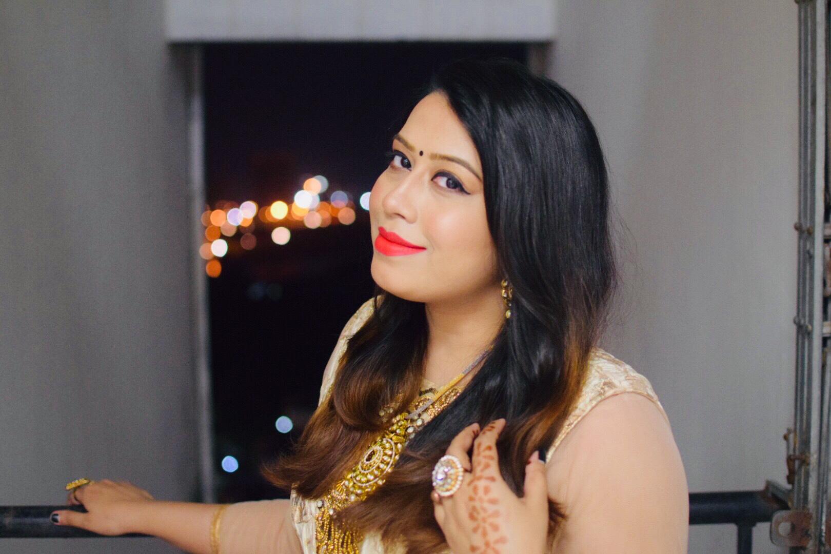Makeup Tutorial: Look Stunning This Navratri