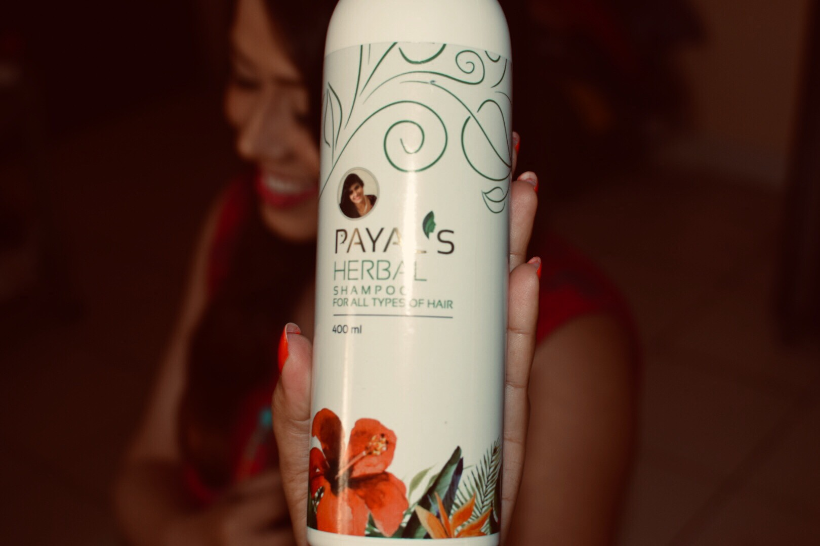 Payal's Herbal Shampoo