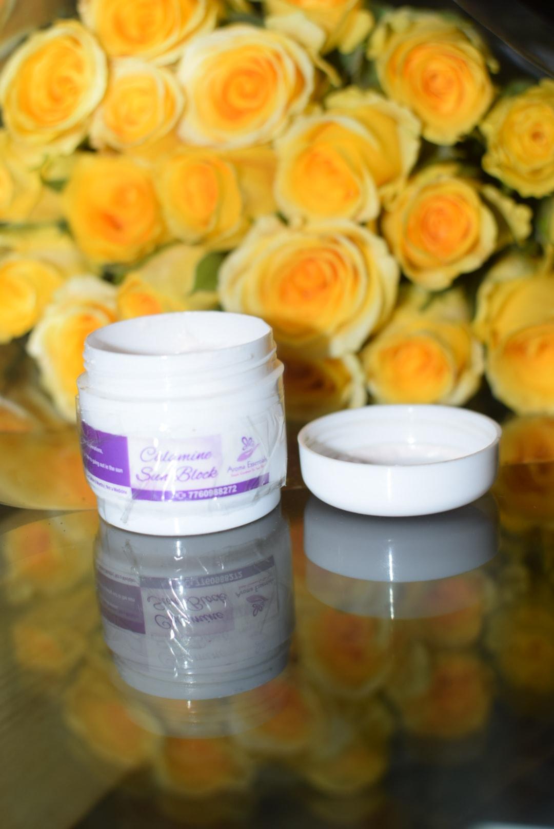Aroma Essentials Calamine Sunblock Review