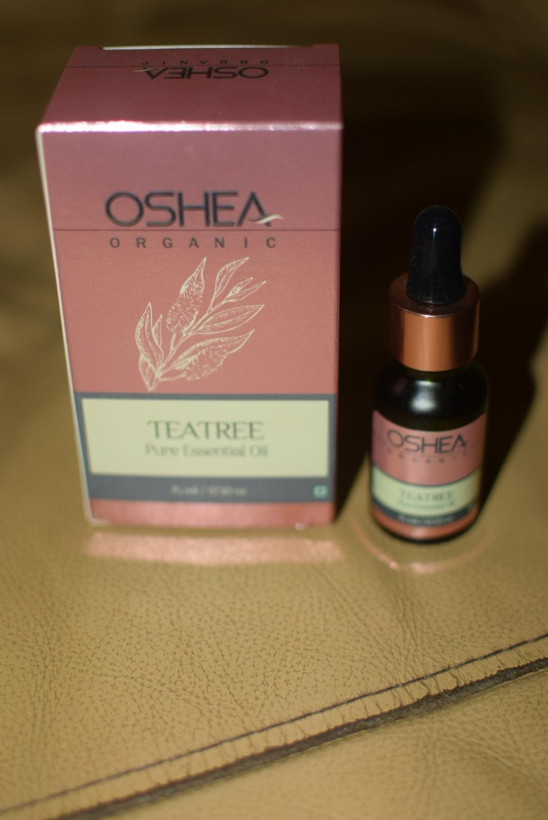 Oshea Organic Tea Tree Pure Essential Oil