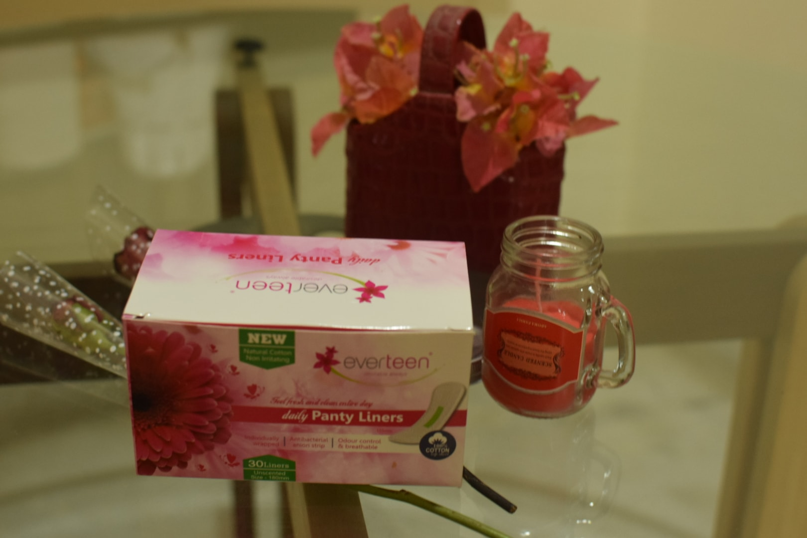 Everteen Daily Panty Liners Review