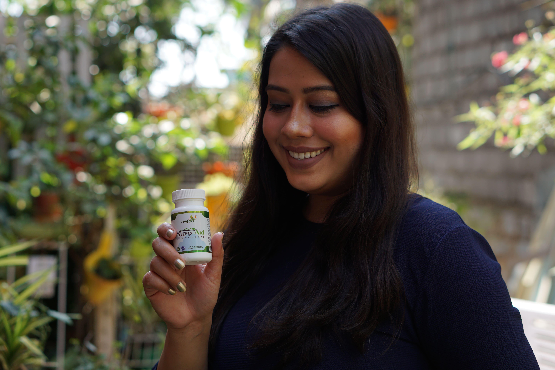 Nveda Sleep Aid with Melatonin 3mg Tablet
