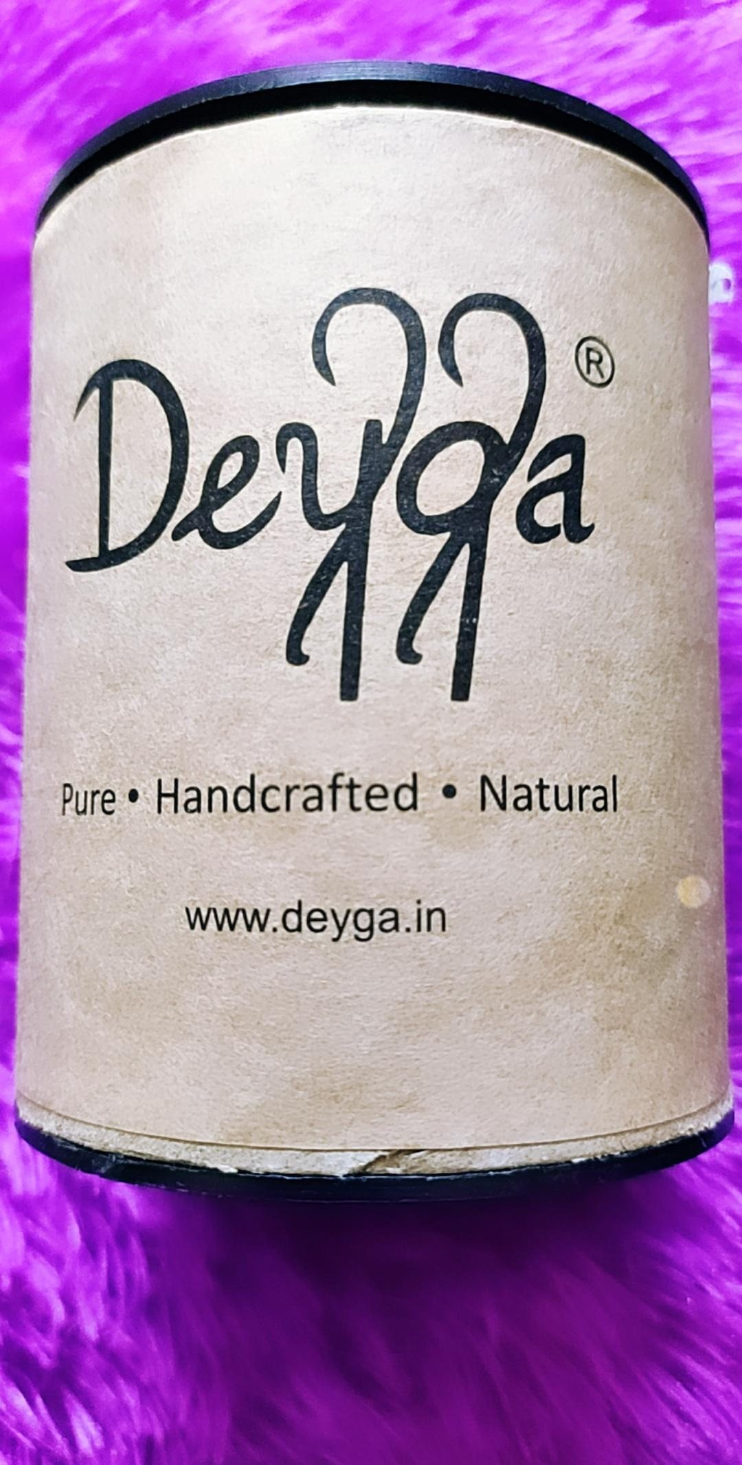 Deyga Face Pack Orange & Almond Review